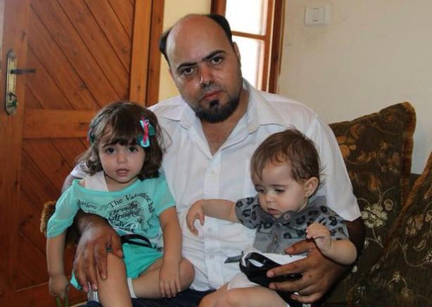 Amjad Safadi fue interrogado por más de 50 días y fue torturado. (Foto cortesía de la familia Safadi)