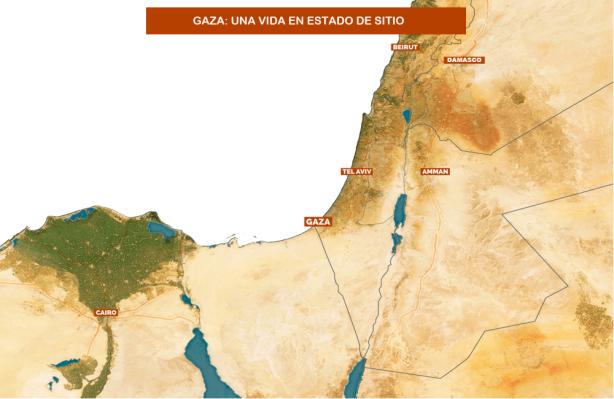 Gaza-una vida...