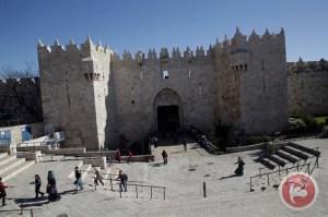 Puerta Damasco