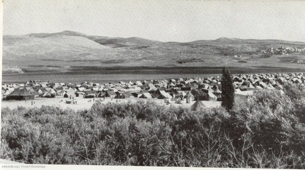 Balata-refugee-camp-1950