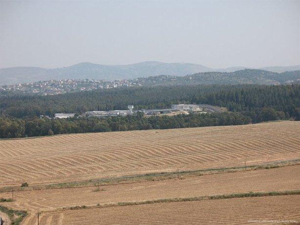 Megiddo-prison