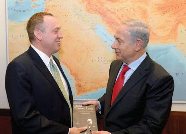 Makovsky.Netanyahu